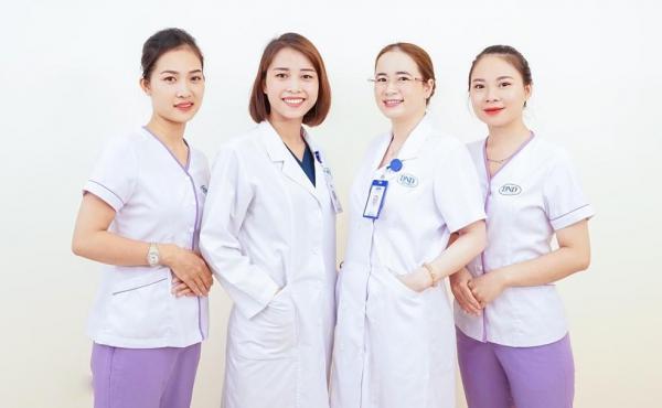 DND Clinic - ảnh đội ngũ bác sỹ DND Clinic
